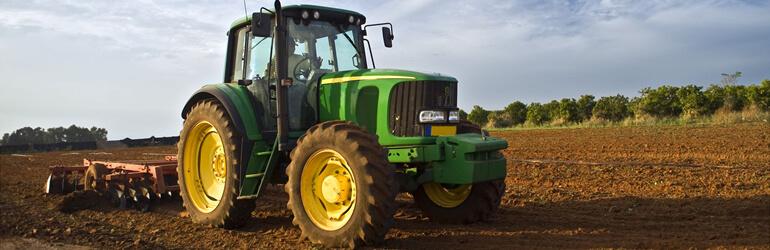 7 máquinas agrícolas que não podem faltar para locação