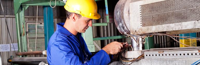 Como identificar problemas no maquinário mais rápido?